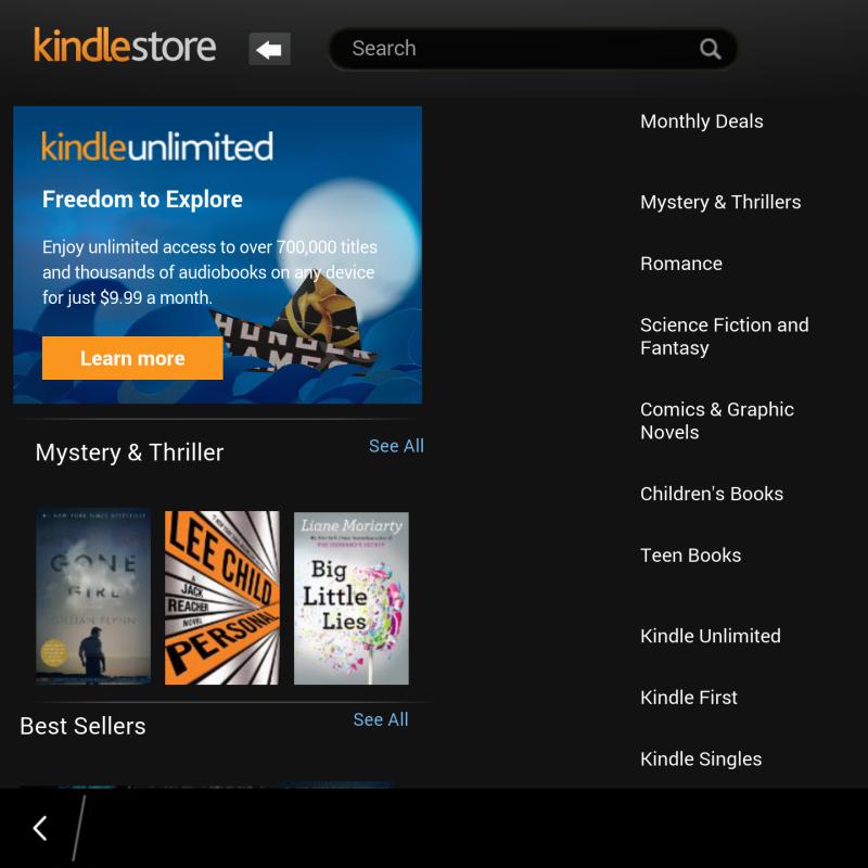 are you able to read kindle books to your pc